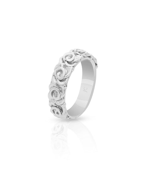 Rosey Band Ring