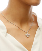Rosalie Cross Pendant