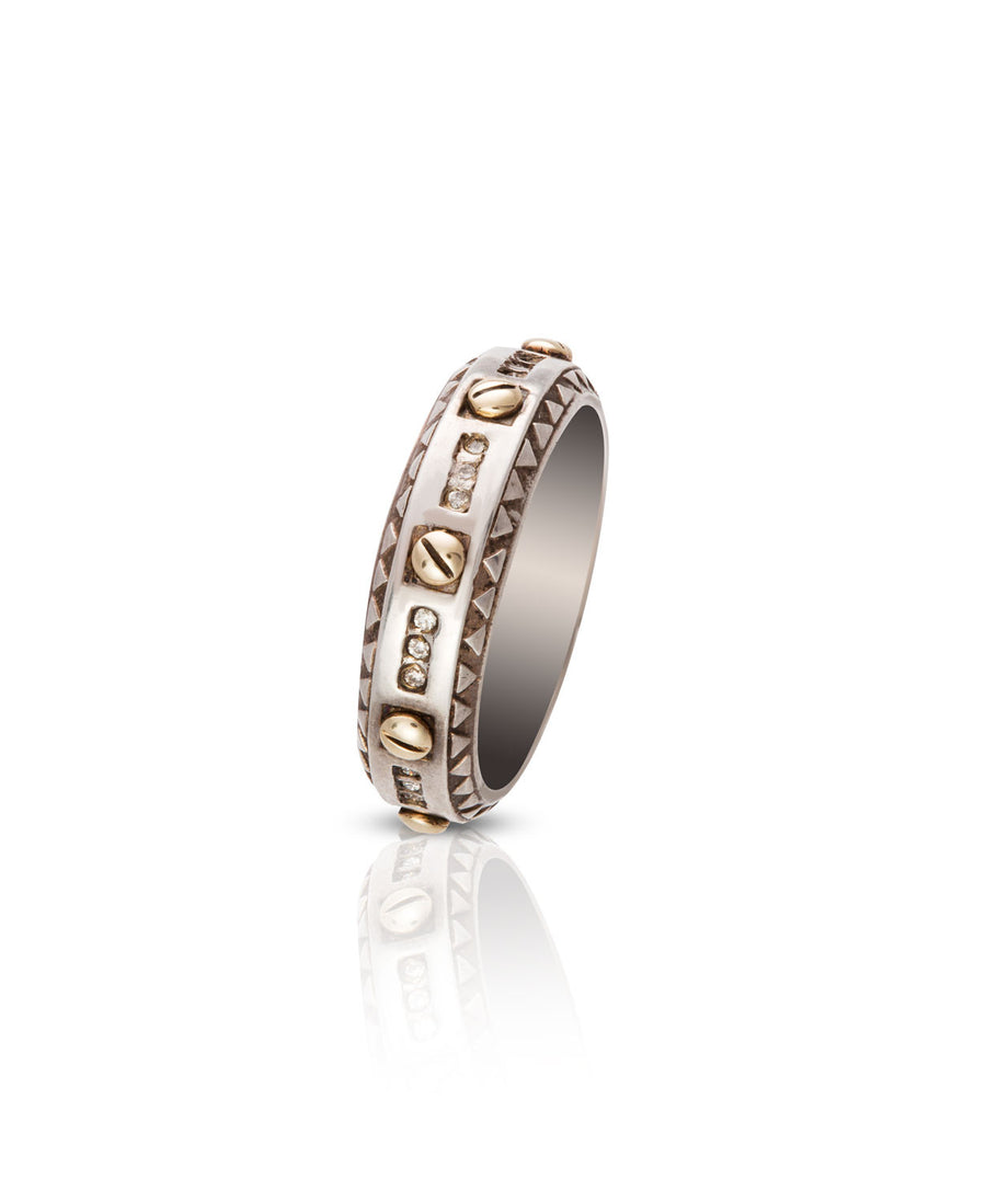 Isaac Gents Wedding Ring