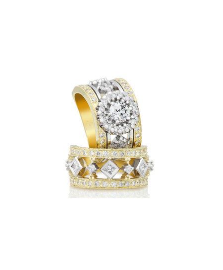 Grace Diamond Rings