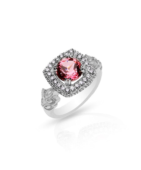 Lily Cocktail Ring