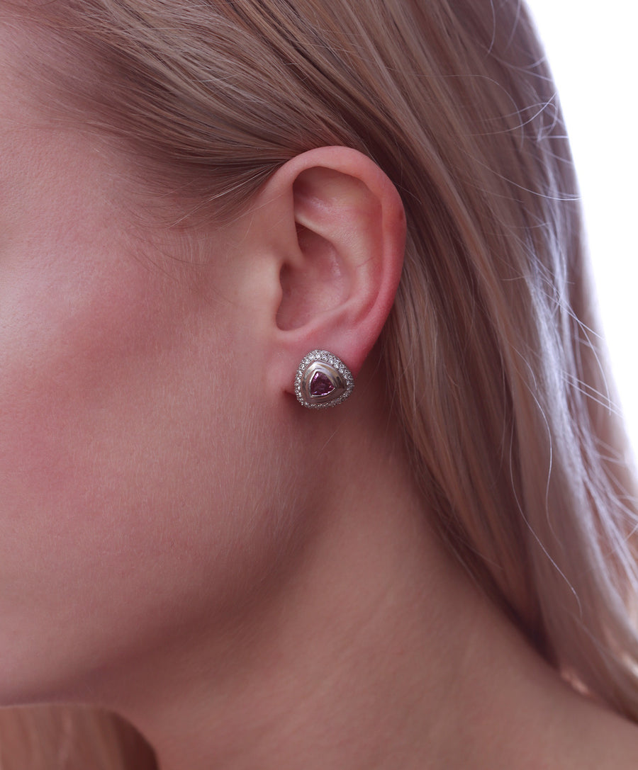 Genevieve Stud Earrings