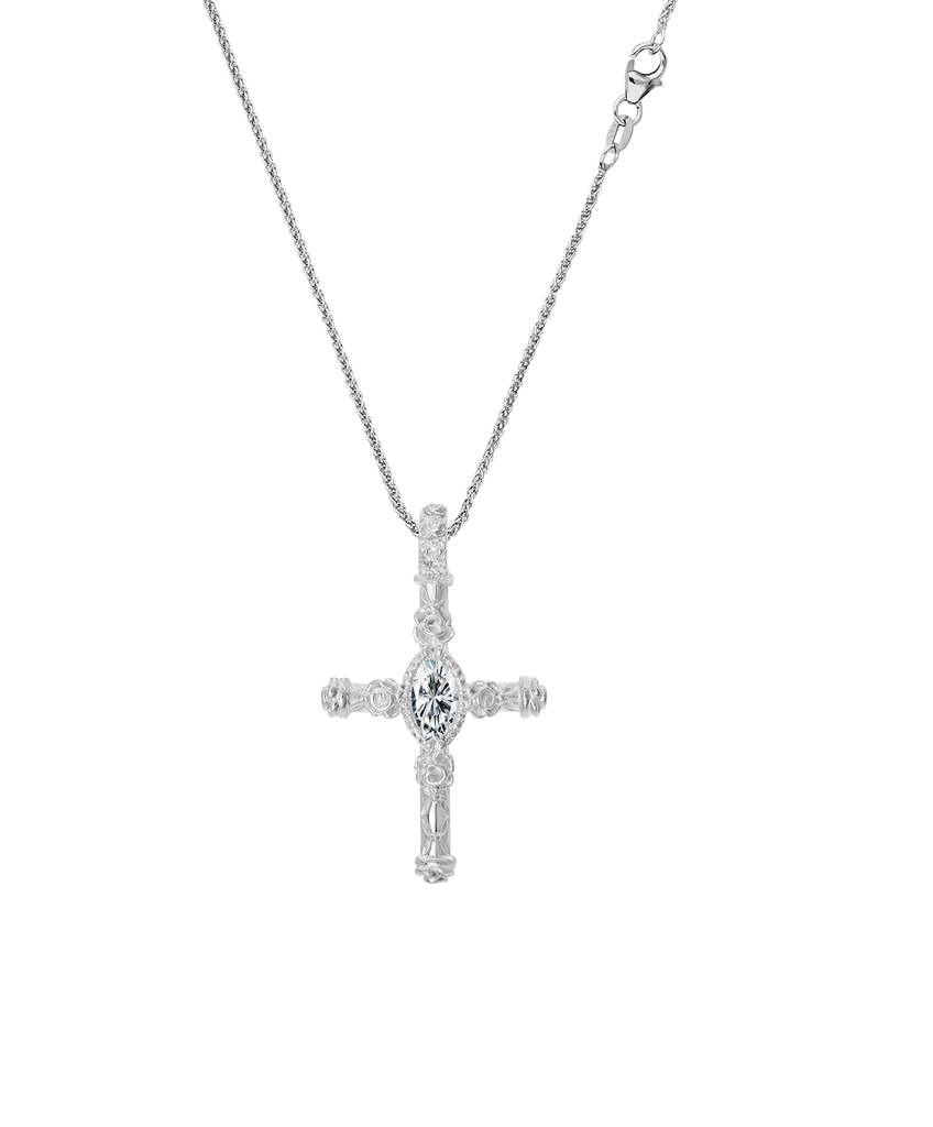 Natalia Cross Pendant