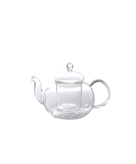 Jenna Clifford Glass Teapot