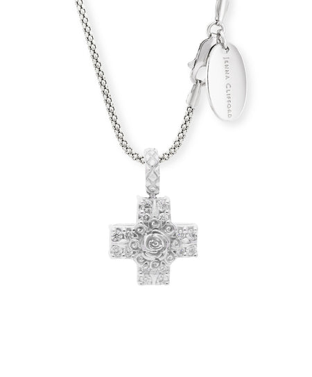 Beverly Cross Pendant