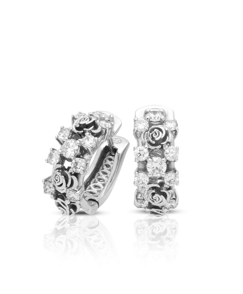 Alana Huggie Earrings