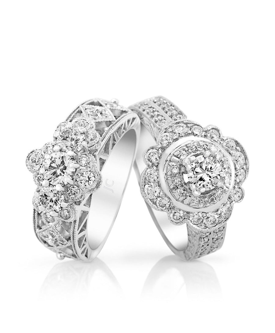 Nikita Engagement Rings