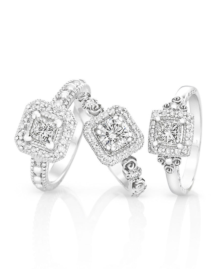 Sianne Engagement Rings