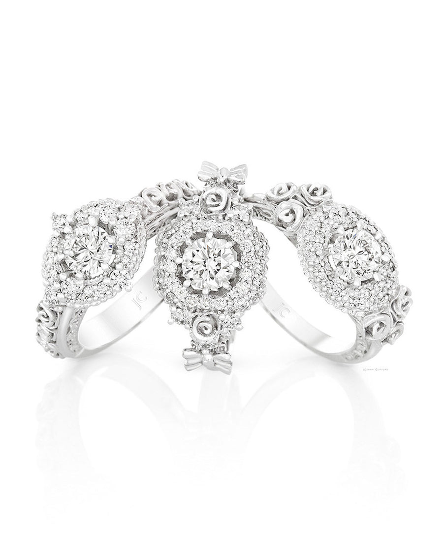Silvia Engagement Rings