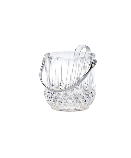 Jenna Clifford Glass Ice Bucket