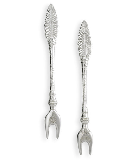 Feather Pickle Fork