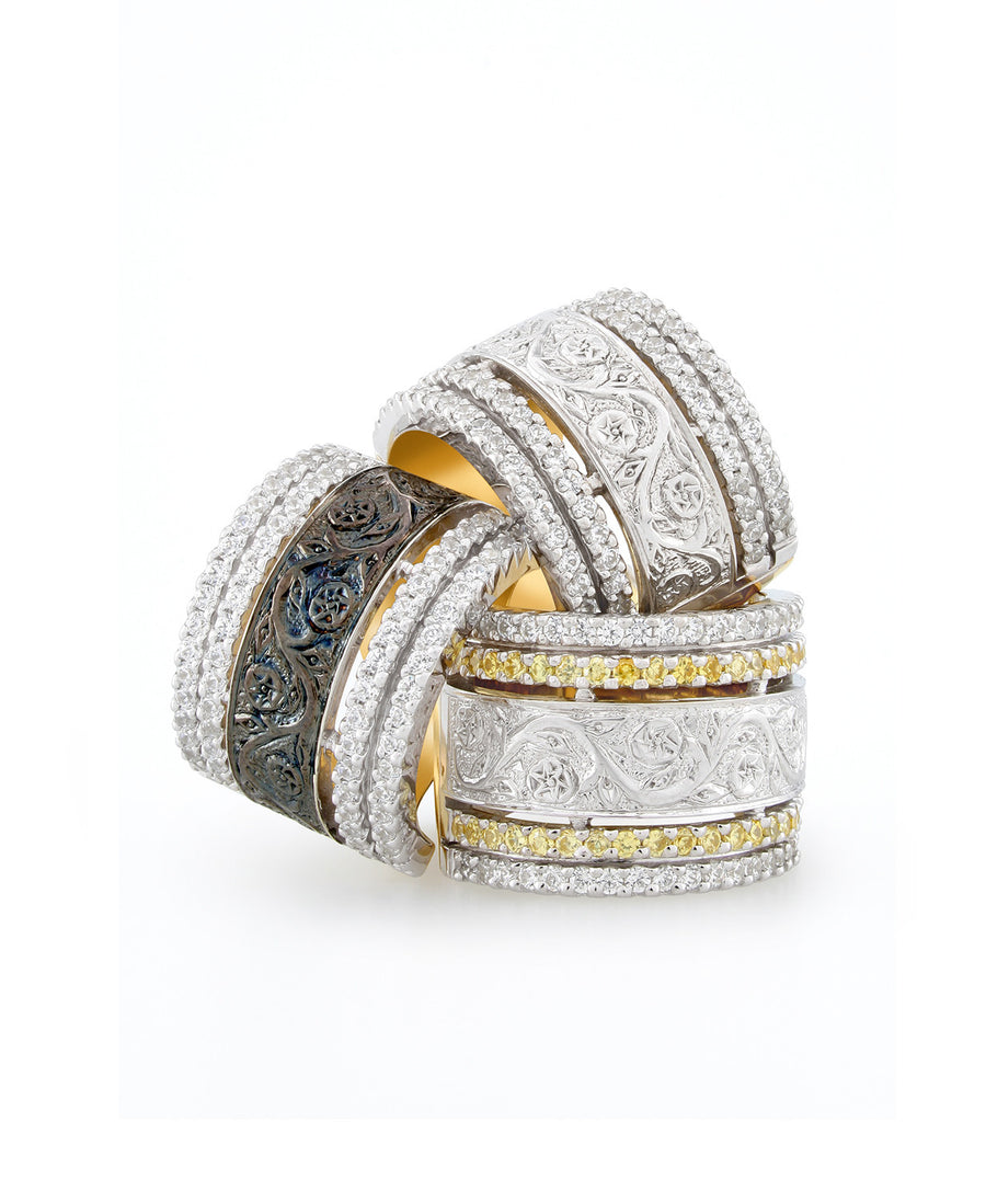 Donatella Rings