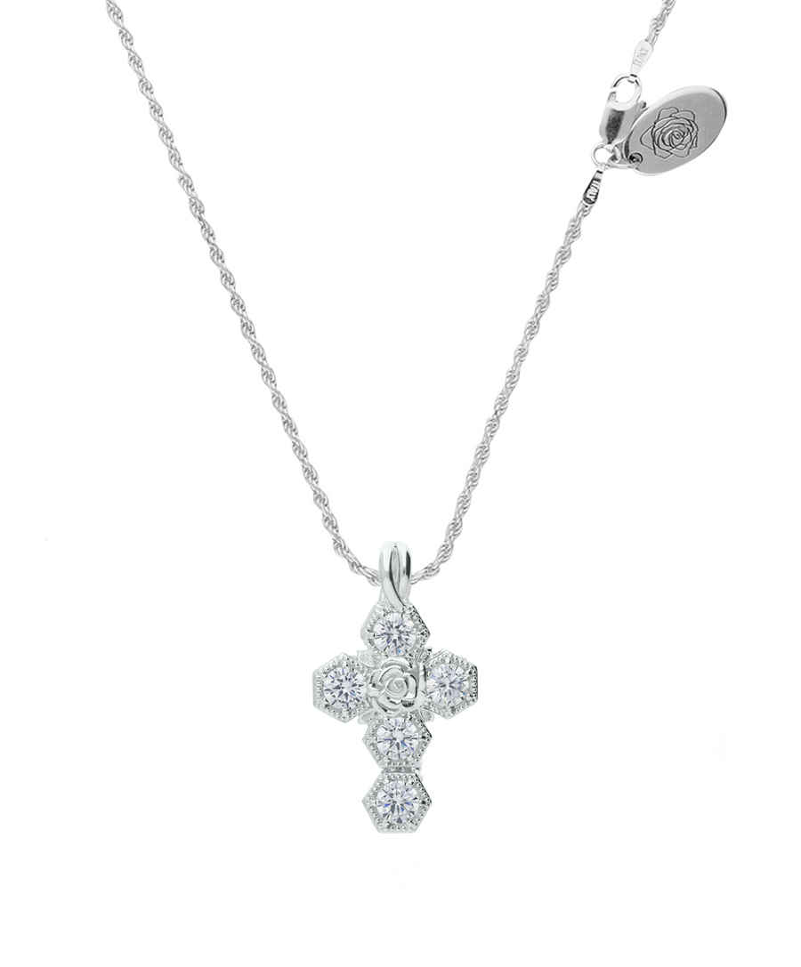 Michelle Cross Pendant
