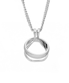 Gents Ring Keeper Pendant