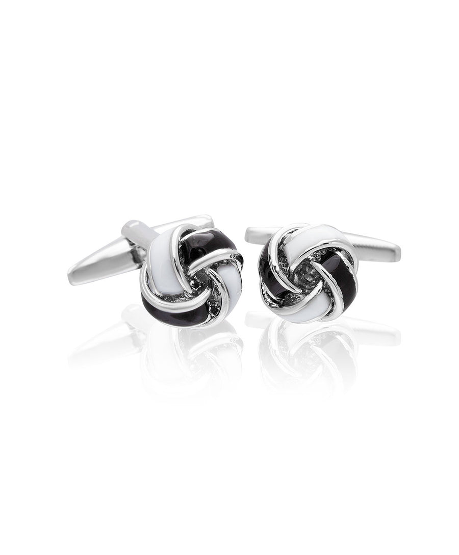Tie Your Love Knot Cufflinks