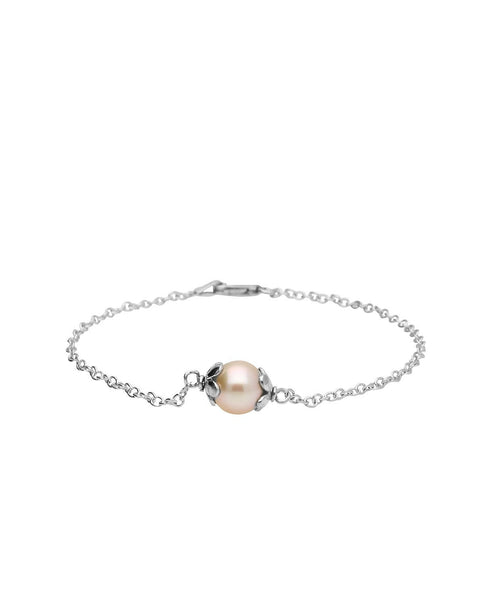 Amaris Single Pearl Bracelet