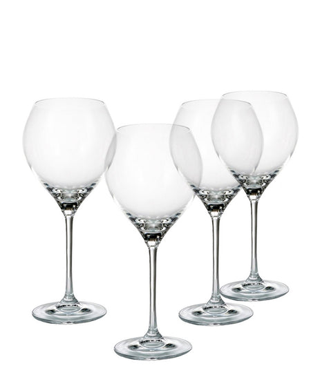 Luxury Crystal Wine Glasses