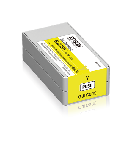 Epson ColorWorks C831 Ink Cartridge (Yellow)