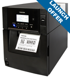 TOSHIBA BA410 THERMAL TRANSFER PRINTER