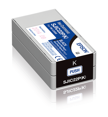 Epson ColorWorks C3500 Ink Cartridge (Black)