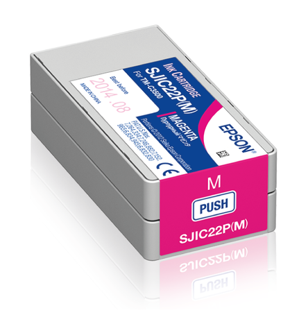 Epson ColorWorks C3500 Ink Cartridge (Magenta)