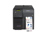 The C7500 can help manufacturers produce consistent, high-quality labels in-house and on-demand. The printer features the new PrecisionCore printhead to ensure reliable, high-quality results. Our unique Nozzle Verification Technology (NVT) and dot substitution help prevent misprints and dead pixels for consistent printouts.