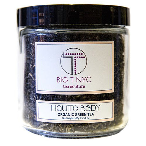 Haute Body Organic Green Tea