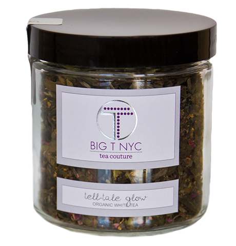 Tell-Tale Glow Organic White Tea Blend
