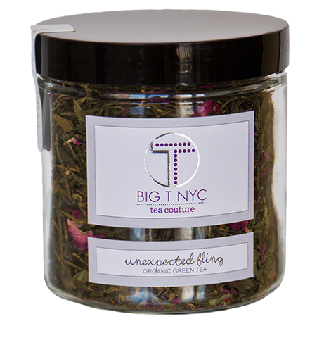Unexpected Fling Organic Green Tea Blend