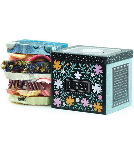 Finchberry Sampler Soap Set