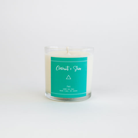 Coconut + Shea - Candle