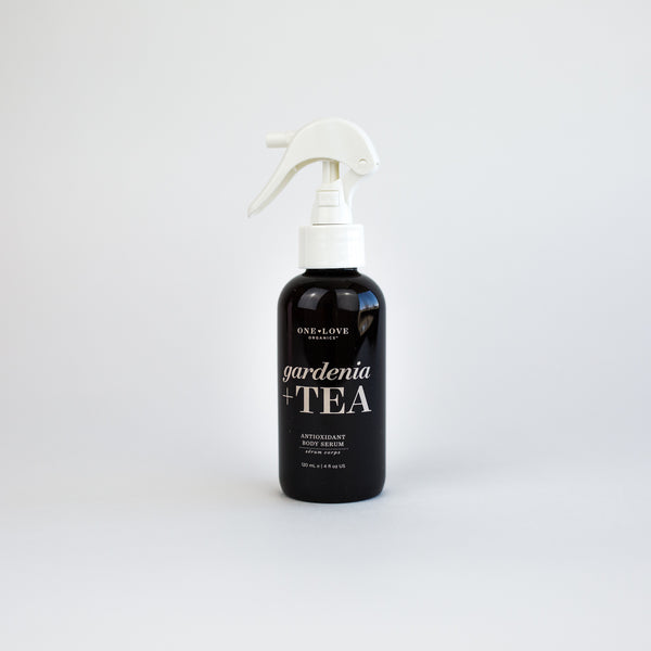 Gardenia + Tea Antioxidant Body Serum 4 oz