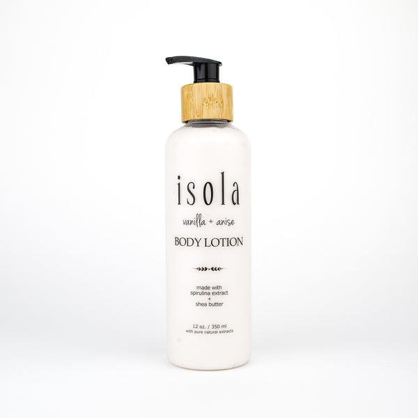 Vanilla + Anise Body Lotion