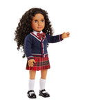 Darcy Curl - 18 inch Mixed Race Fashion Doll