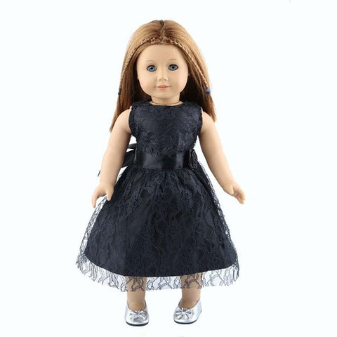 Lace Dress for 18 inch doll