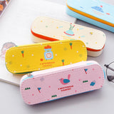 Pencil Case, High Capacity Floral Pencil Pouch Stationery Organizer