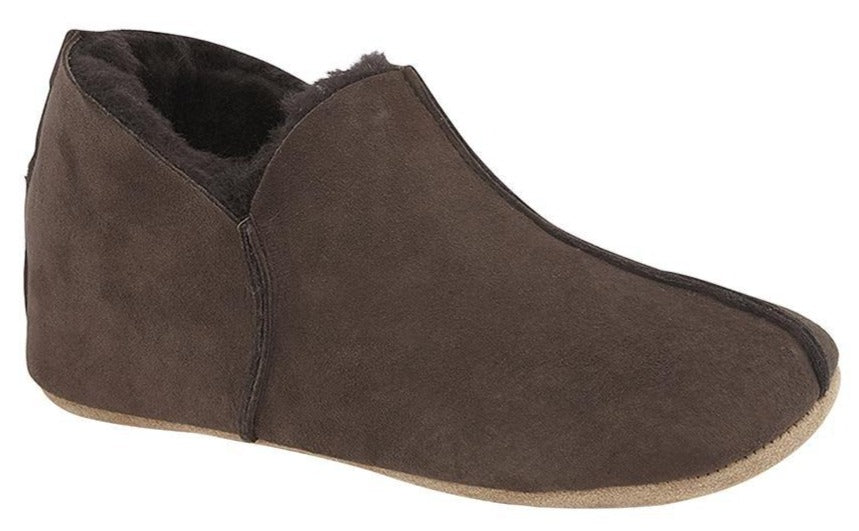 Slippers Draper Draper Glow 22614 Dark Brown