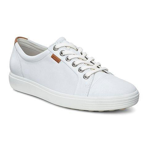 Shoes Ecco Ecco Soft 7 430003 White