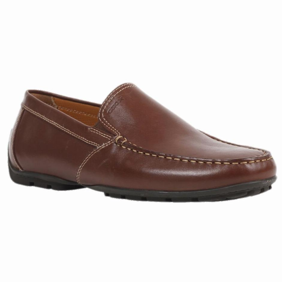 Shoes Geox Geox Monet U1144V Coffee Smooth