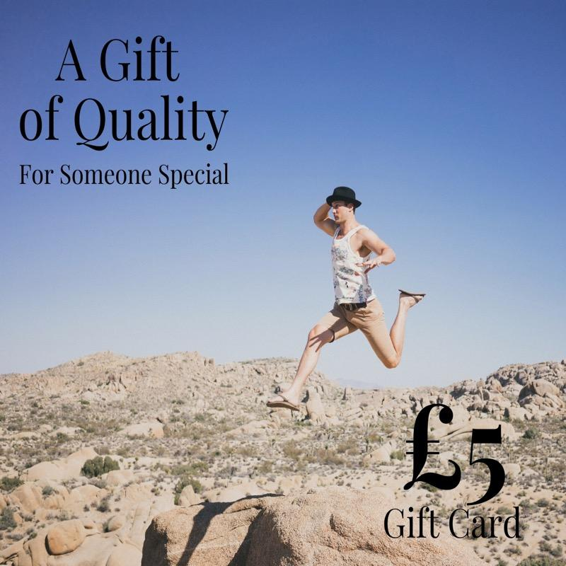 Gift Card John Ives Footwear Gift Card II