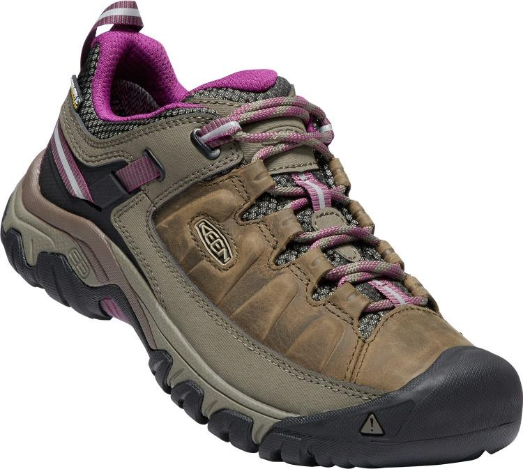 Shoes Keen Keen Targhee III Lo 1018177 Women's Waterproof Shoes Boysenberry