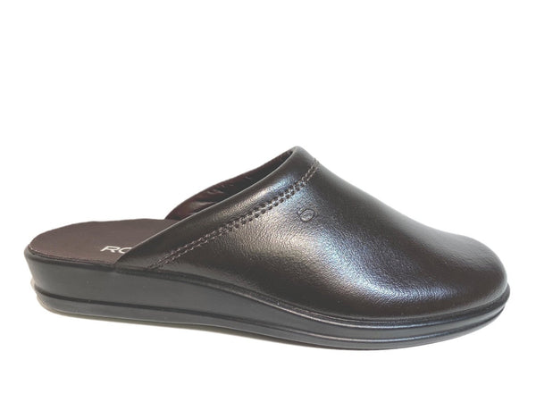 John Ives Footwear Slippers Rohde Rohde 1550 Mocca Rohde