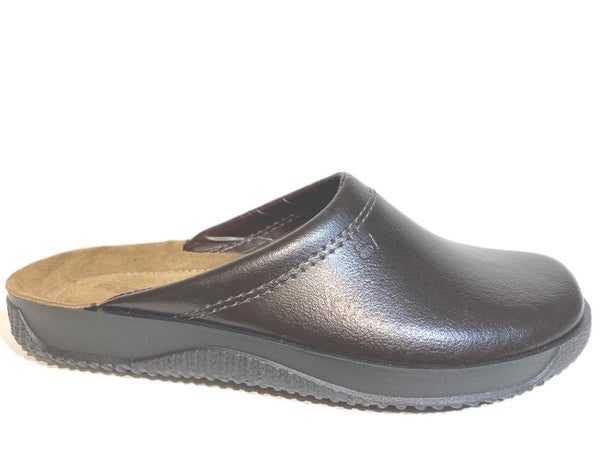 John Ives Footwear Slippers Rohde Rohde 2772 Mocca Rohde