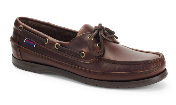 Deck Shoes Sebago Sebago Schooner 7000GD0 Brown Waxy