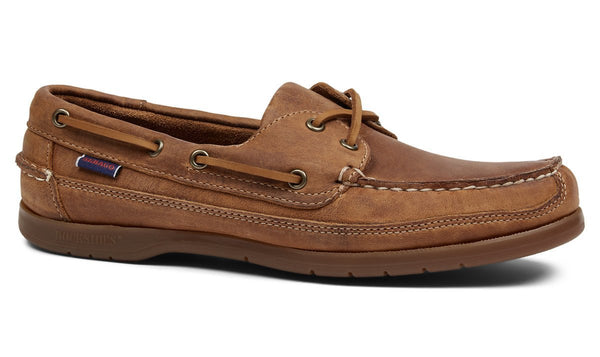 Deck Shoes Sebago Sebago Schooner Vintage 7002JQ0 Brown/Tan