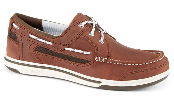Deck Shoes Sebago Sebago Triton 7000GF0 Brown