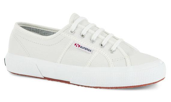 Canvas Superga Superga 2750 Cotu Classic White Leather