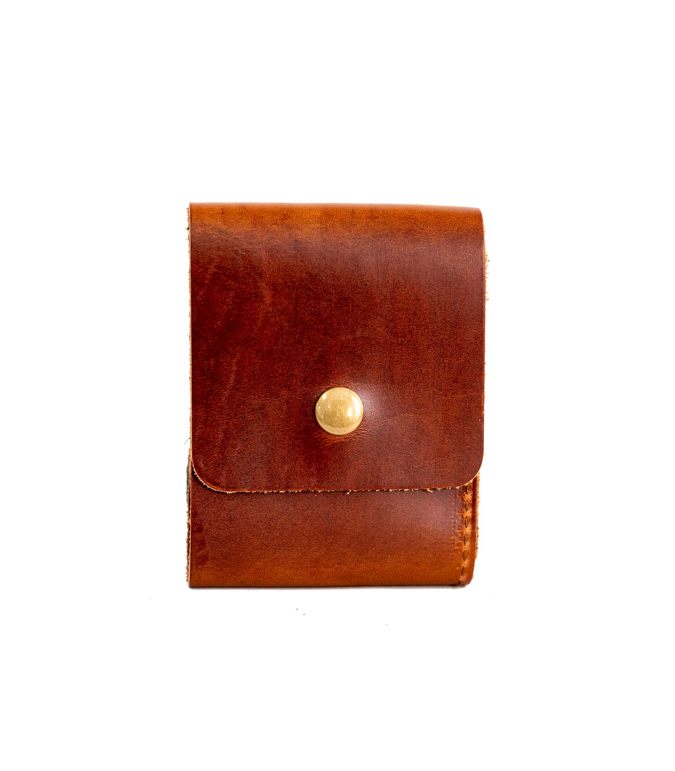 Leather Wallet | Leather Billfold Wallet