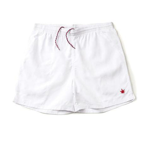 "6"" Athletic Short - White"