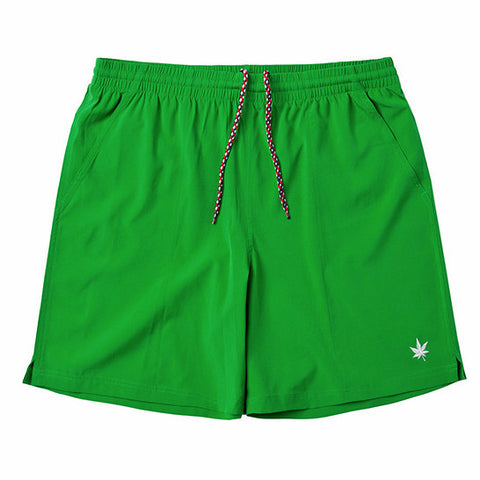 "7"" Athletic Short - Court Green"